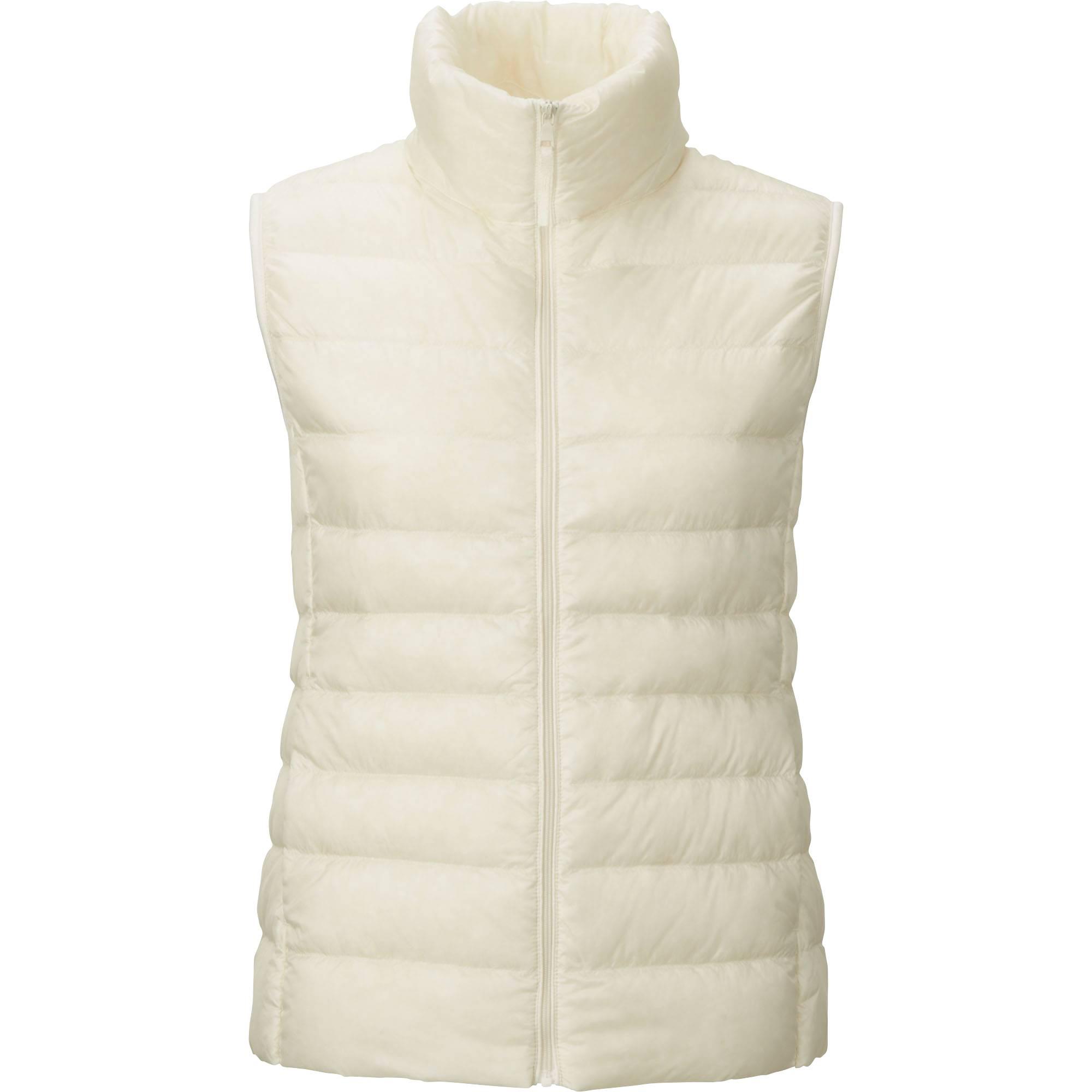 Women Ultra Light Down Vest | UNIQLO US