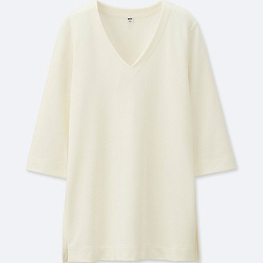 T-Shirt Milano Manches 3/4 FEMME