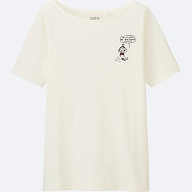 T-Shirt Manches Courtes Moomin FEMME