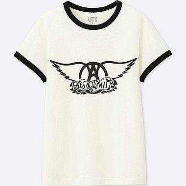 T-Shirt Rock Squad FEMME