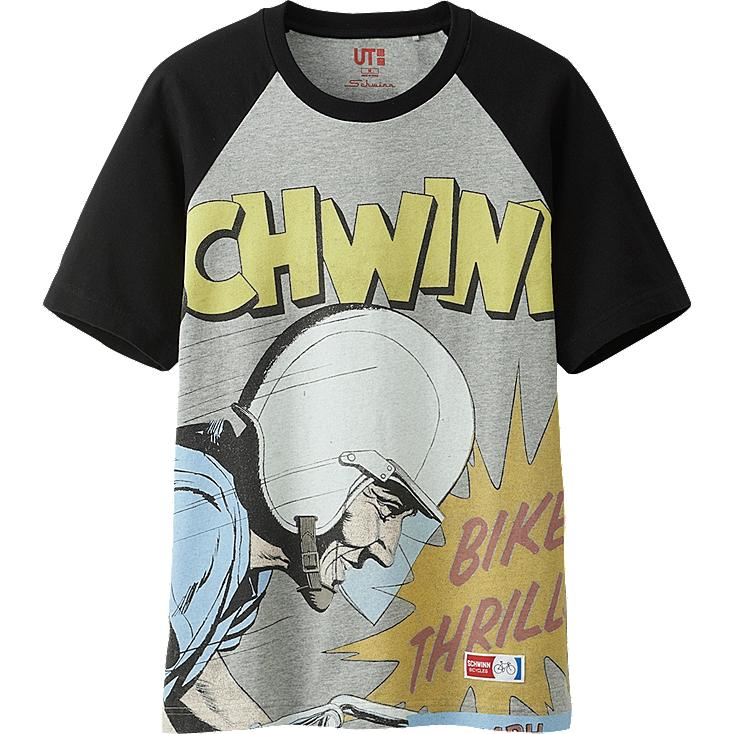 MEN SCHWINN GRAPHIC SHORT SLEEVE T SHIRT