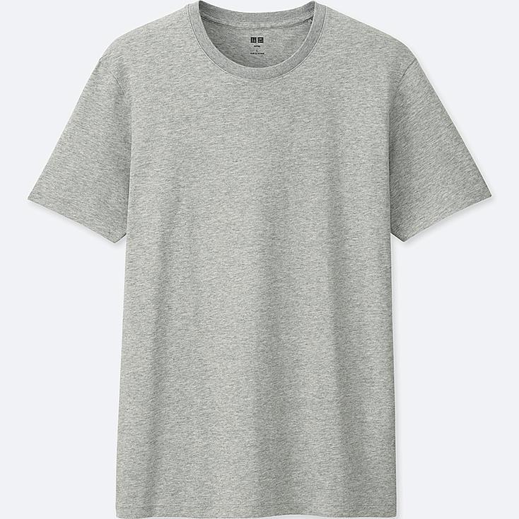 MEN Supima Cotton Crew Neck Short Sleeve T-Shirt