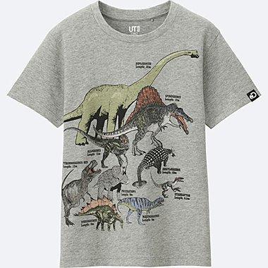 T-Shirt Discovery Channel Manches Courtes GARÇON