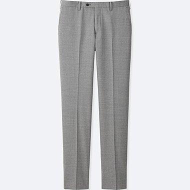 Pantalon En Laine Stretch HOMME