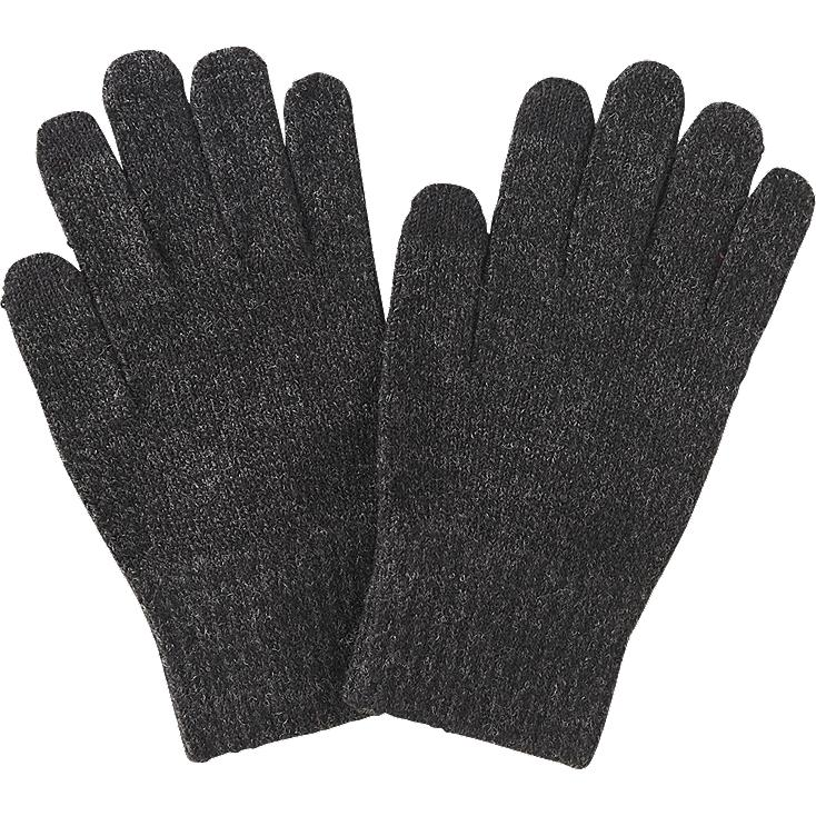 MEN HEATTECH KNIT GLOVES