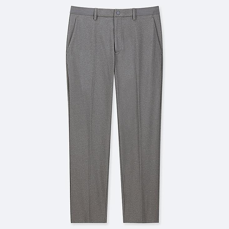 Uniqlo - EZY DRY-EX ULTRA STRETCH ANKLE LENGTH TROUSERS - 1