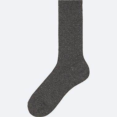 Chaussettes Coton Supima à pois HOMME
