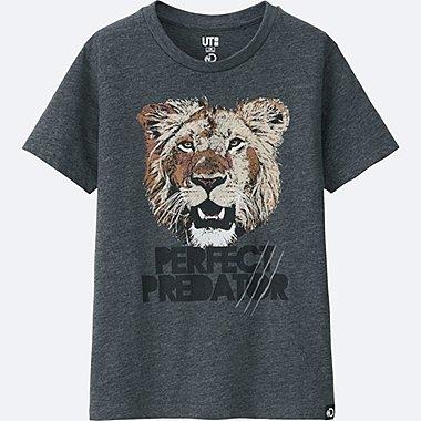 JUNGEN T-Shirt Bedruckt Discovery Channel