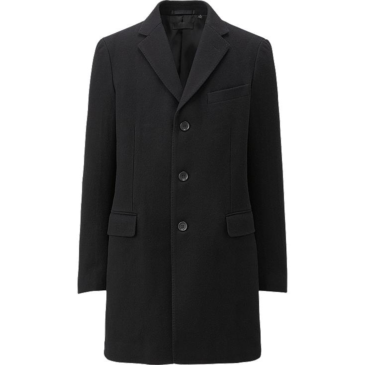 MEN CHESTERFIELD COAT