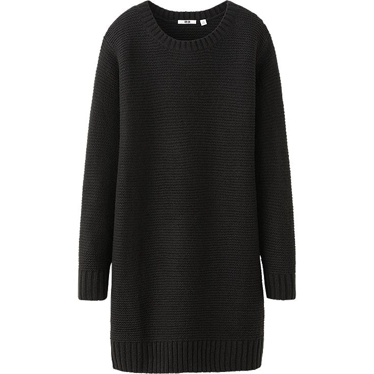WOMEN HEATTECH KNIT DRESS
