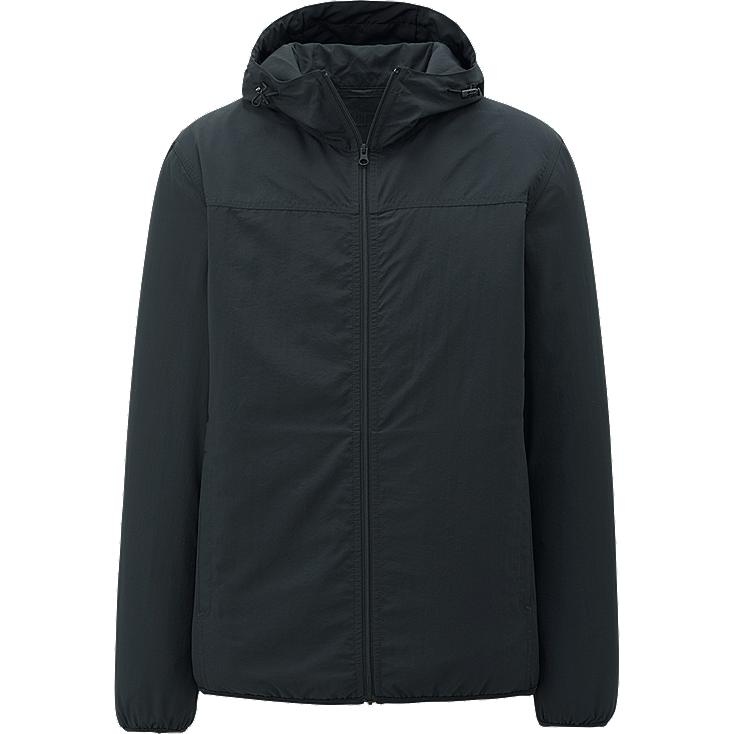 MEN LIGHT POCKETABLE PARKA