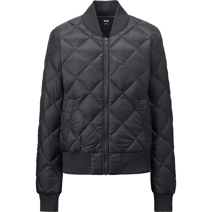 Image result for uniqlo ultra light down bomber