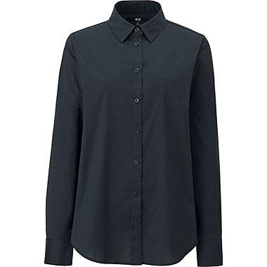 DAMEN Supima Cotton Stretch Bluse