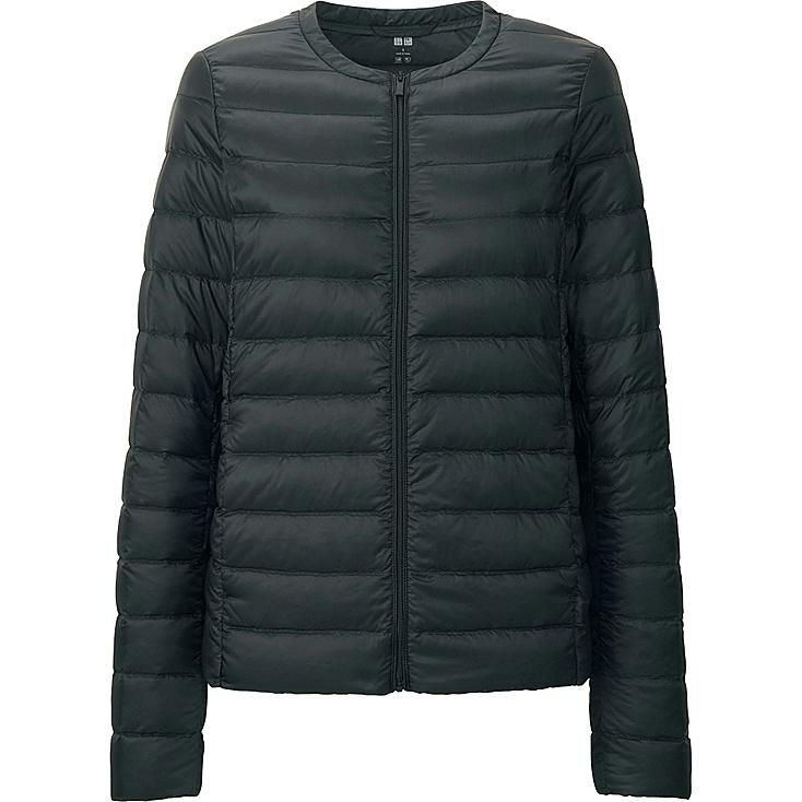 Women's ultralight down compact jacket