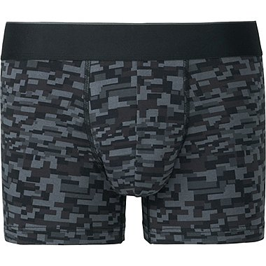 Boxer Coton Supima (taille basse) HOMME