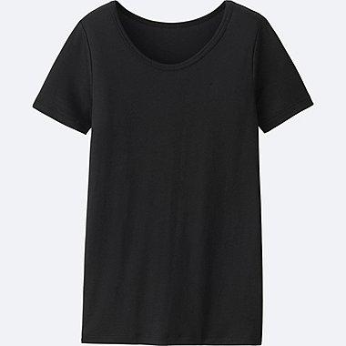 T-Shirt AIRism Mesh Col U ENFANT