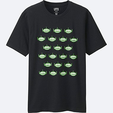 HERREN T-Shirt Bedruckt Disney/PIXAR Collection Kollektion