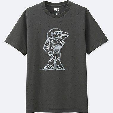 T-Shirt Imprimé Réfléchissant (PIXAR) HOMME
