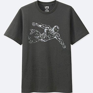 T-Shirt Imprimé Réfléchissant (MARVEL) HOMME