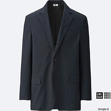 MEN Uniqlo U Seersucker Jacket