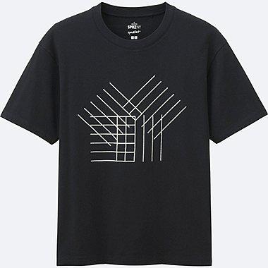 T-Shirt Graphique SPRZ NY (Francois Morellet) HOMME