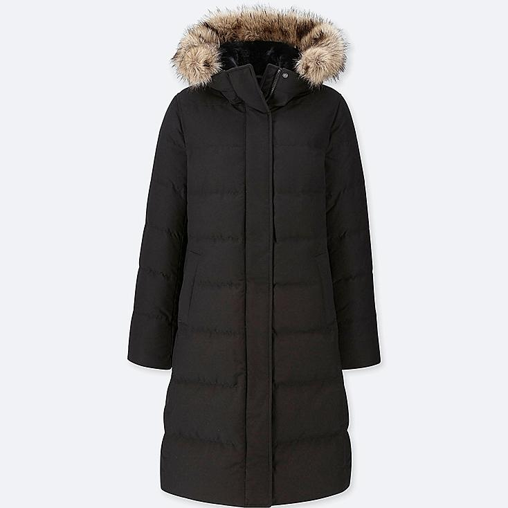 aadd3787514 WOMEN ULTRA WARM DOWN LONG COAT (ONLINE EXCLUSIVE)