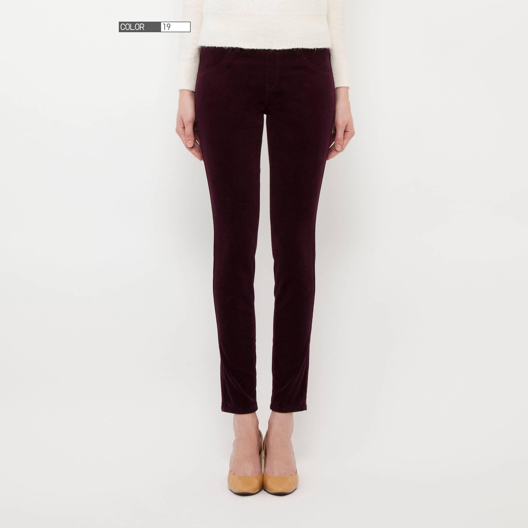 Original Brown Corduroy Pants Vintage Trousers Womens By AncientGoodies