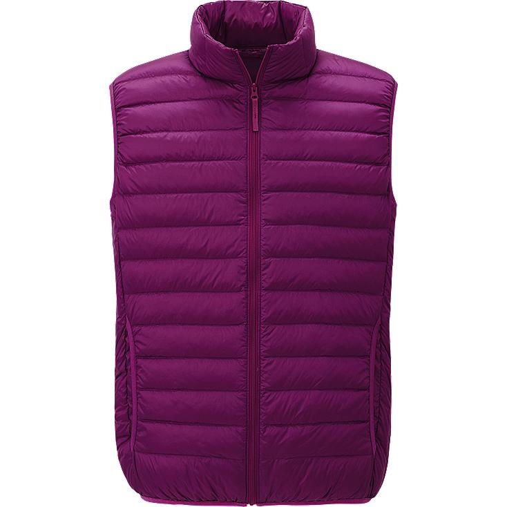 MEN ULTRA LIGHT DOWN VEST