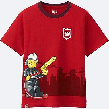 KINDER T-Shirt Bedruckt LEGO®City