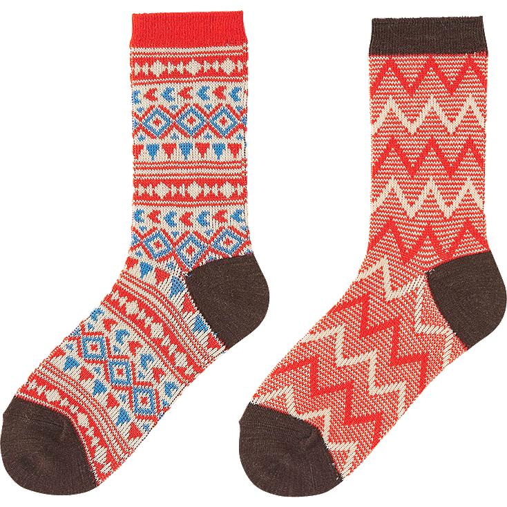 Uniqlo Heattech Socks Women Heattech Socks 2p Fair