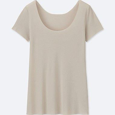 T-Shirt AIRism Sans Couture FEMME