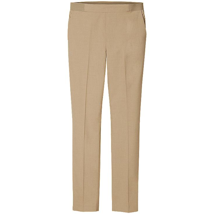 WOMEN EASY ANKLE LENGTH PANTS