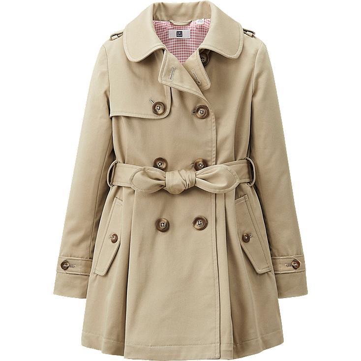 Trench Coat Girls