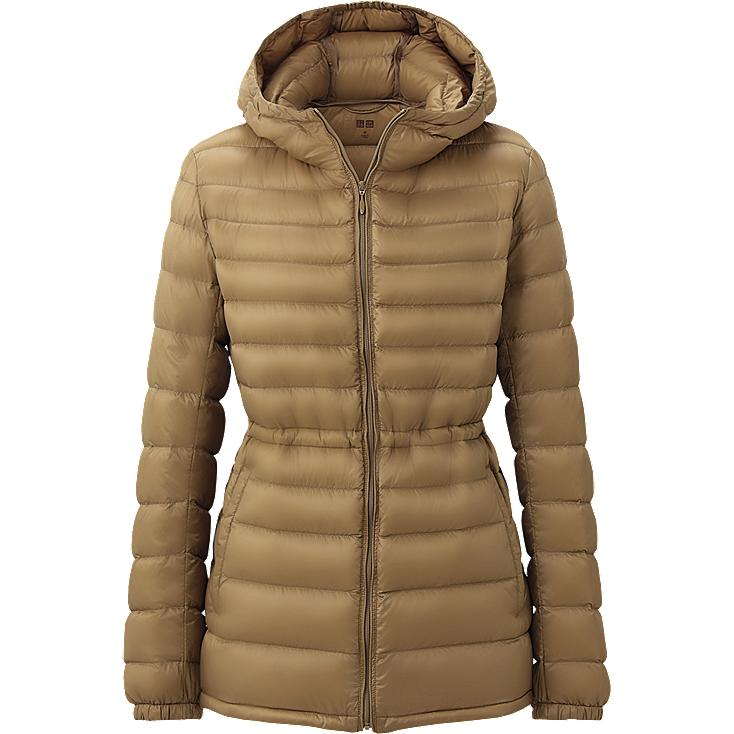 WOMEN PREMIUM DOWN ULTRA LIGHT PARKA