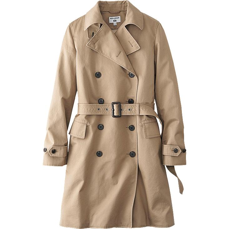 WOMEN IDLF TRENCH COAT