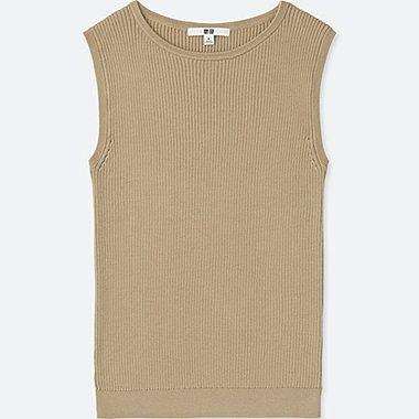 DAMEN Supima Cotton Pullover Rundhals
