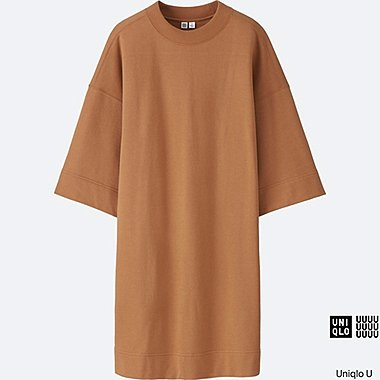 DAMEN U Leichte Sweattunika 3/4-Arm Oversized