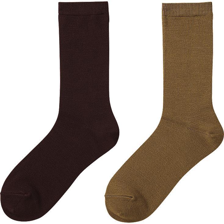Uniqlo Heattech Socks Women Heattech Socks 2p