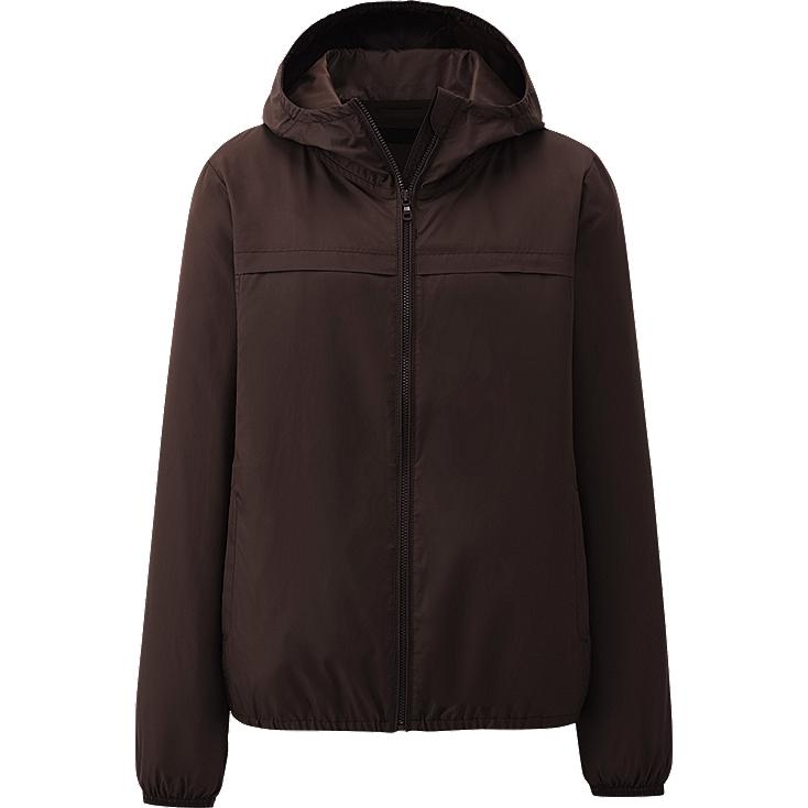 WOMEN ZIP UP PARKA