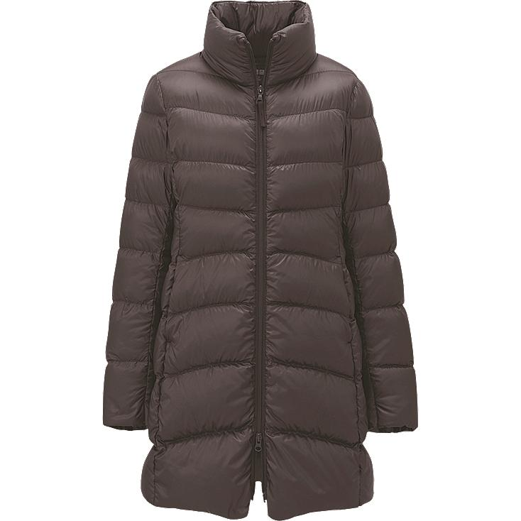 WOMEN ULTRA LIGHT DOWN COAT