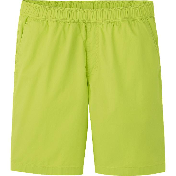 MEN TWILL RELAXED SHORTS