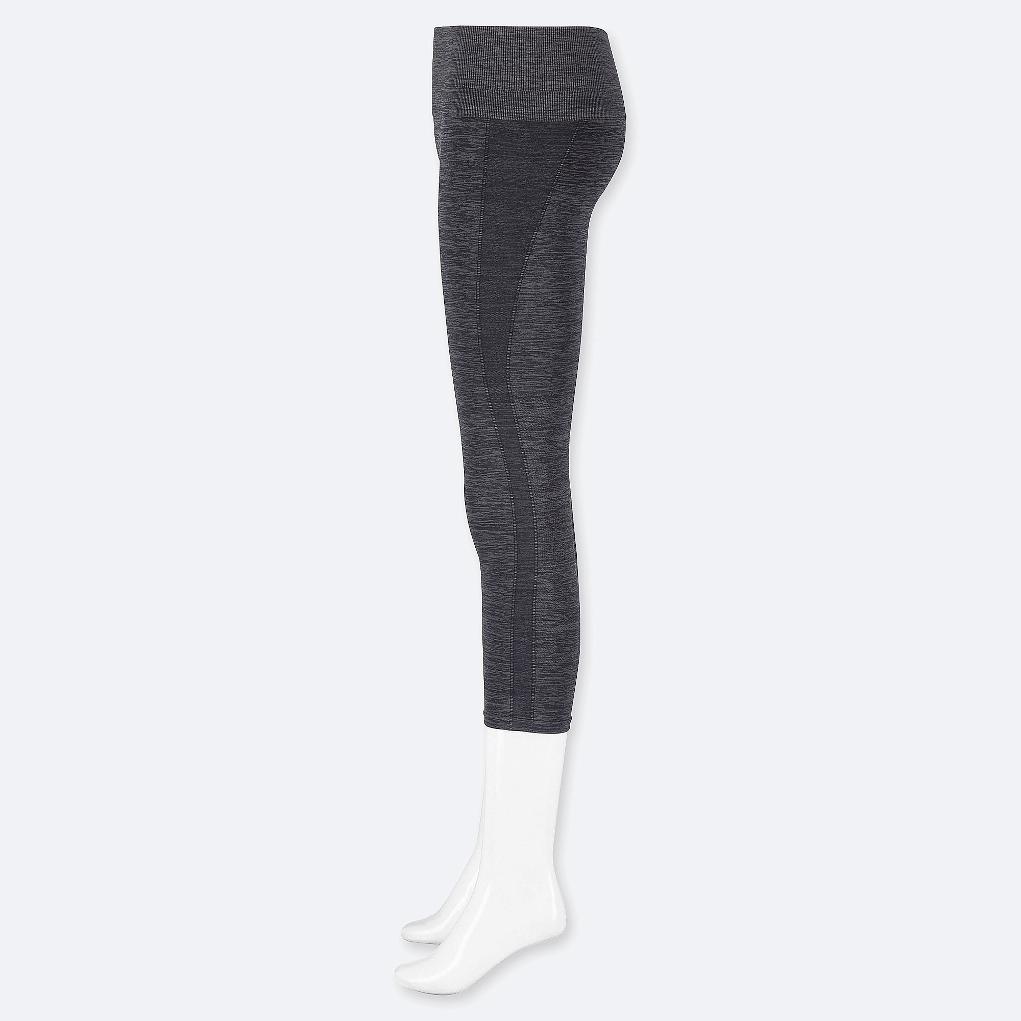 Uniqlo Airism Seamless Cropped Leggings At 19 9 Love The Brands