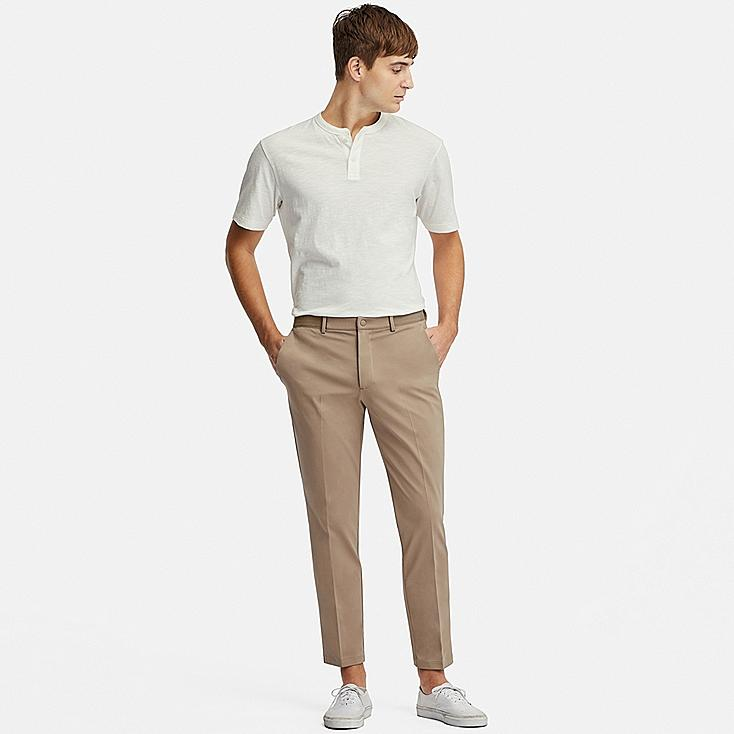 Uniqlo - EZY DRY-EX ULTRA STRETCH ANKLE LENGTH TROUSERS - 4