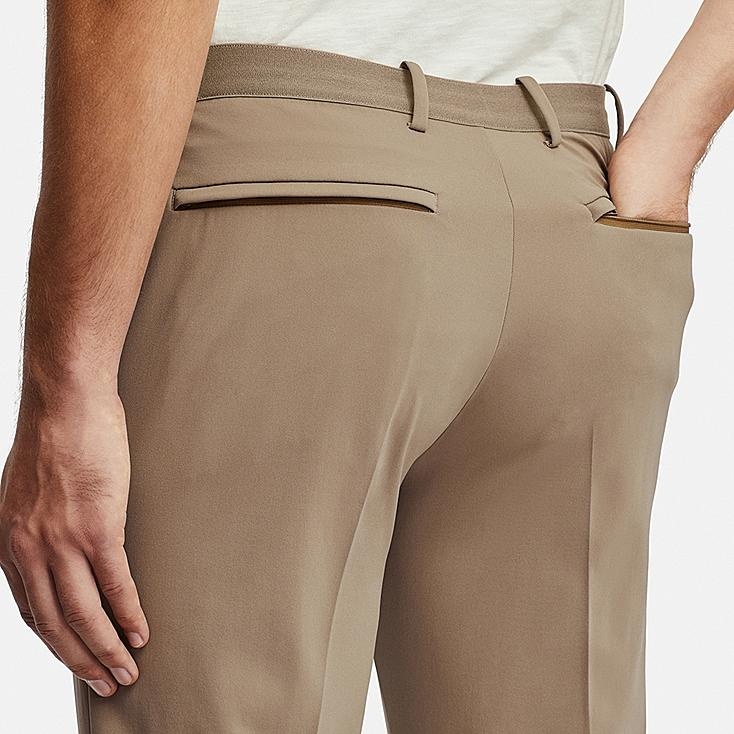 Uniqlo - EZY DRY-EX ULTRA STRETCH ANKLE LENGTH TROUSERS - 6