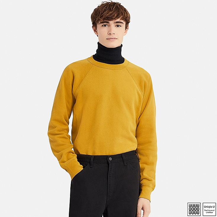 5e30174d42 MEN U LONG-SLEEVE SWEATSHIRT