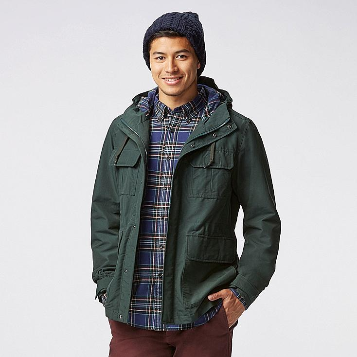 UNIQLO MOUNTAIN PARKA $59.50