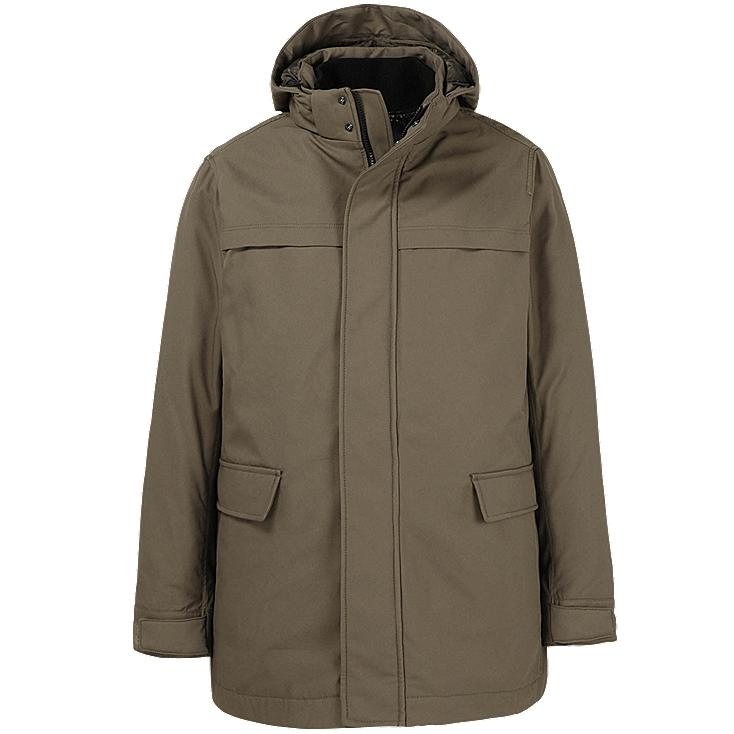 MEN DOWN 4WAY COAT
