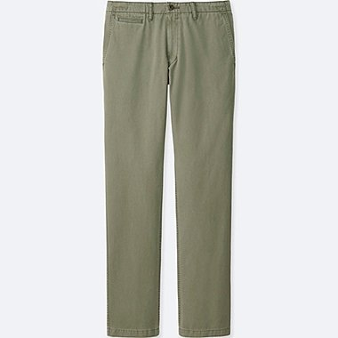 HERREN Vintage Regular Fit Chino Hose