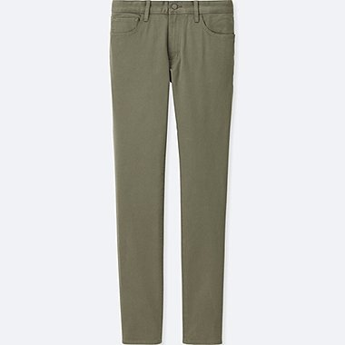 MEN Skinny Fit Tapered Colour Jeans
