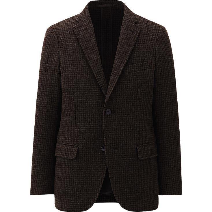 MEN TWEED JACKET